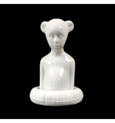 Sculpture Polar Bear Porcelain Edition by ASPENCROW