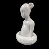 Sculpture Polar Bear Porcelain Edition by ASPENCROW