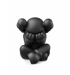 Sculpture SEPARATED BLACK by KAWS