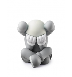 Sculpture SEPARATED GREY by KAWS