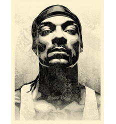 Print Snoop D-O Double G by SHEPARD FAIREY alias OBEY