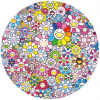 Print Happy x A Trillion Times Flower by TAKASHI MURAKAMI