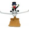 sculpture Rich Airways Figure by Alec Monopoly