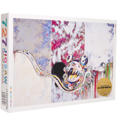 NTWRK Exclusive Puzzle by TAKASHI MURAKAMI