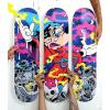 Growing Pains 3 Skateboard Deck by GONDEK