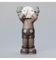 Sculpture HOLIDAY UNITED KINGDOM 2021 BROWN by KAWS
