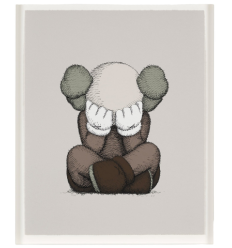 Separated Print by KAWS