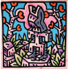 Mes 400 coups by SPEEDY GRAPHITO