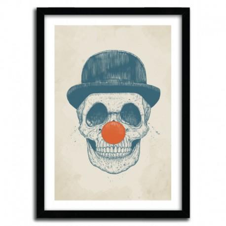 Affiche DEAD CLOWN par BALAZS SOLTI
