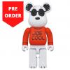 Sculpture bearbrick1000% Joe Cool Peanuts [PREORDER]