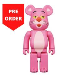 Sculpture bearbrick1000% Pink Panther [PREORDER]