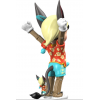 Sculpture A Wood Awakening Donkey BFF Getaway Edition by Juce Gace [PRE ORDER]