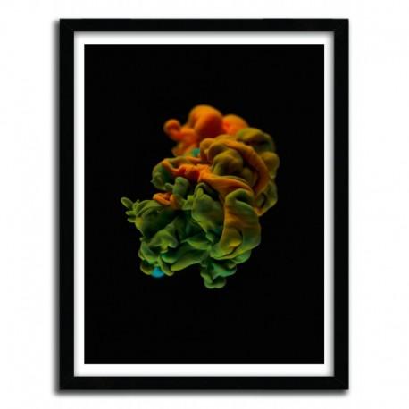 Affiche BLACKGROUND 1 by ALBERTO SEVESO