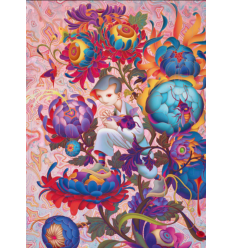 Print NARCISSUS BTS SEVEN PHASES by JAMES JEAN