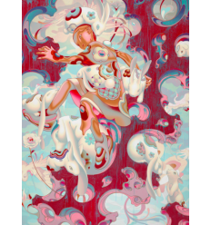 Print COTTONTAIL BTS SEVEN PHASES by JAMES JEAN
