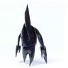 Sculpture FL-006-CF Black by FUTURA