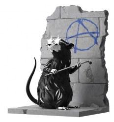 Sculpture Anarchy Rat by Brandalised x Banksy [PRE ORDER]