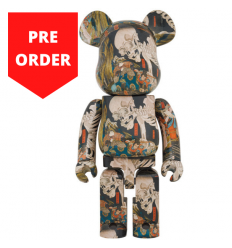 Sculpture bearbrick1000% The Haunted Old Palace At Soma [PREORDER]