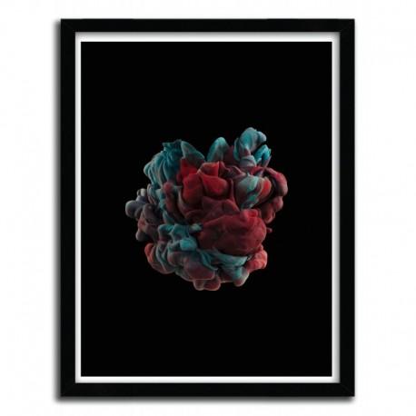 Affiche BLACKGROUND 13 by ALBERTO SEVESO