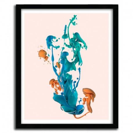 Affiche GLORY POP 5 by ALBERTO SEVESO