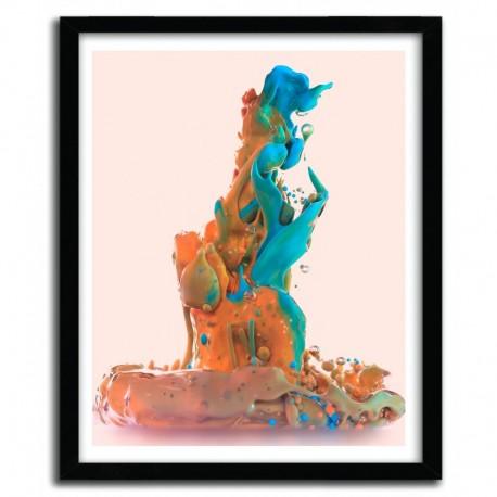 Affiche GLORY POP 8 by ALBERTO SEVESO