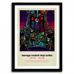 TEEANAGE MUTANT NINJA TURTLES by VAN ORTON