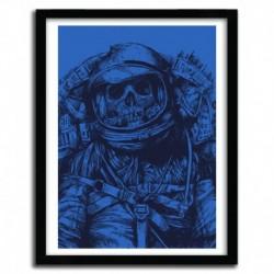 Affiche DEAD ASTRONAUT by CARBINE