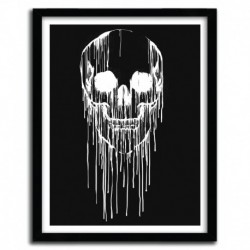 DRIPPING SKULL B by CARBINE