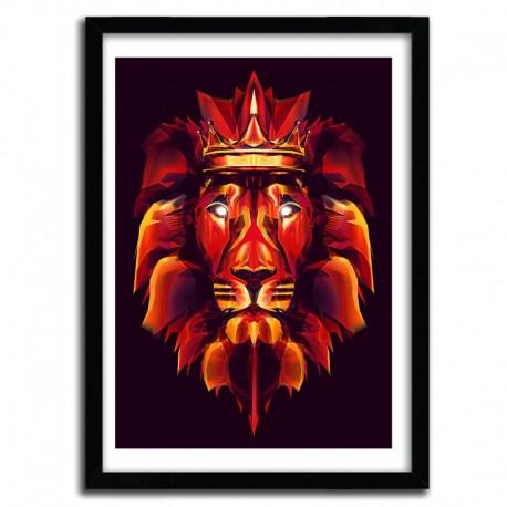 LION KING by Mart Biemans