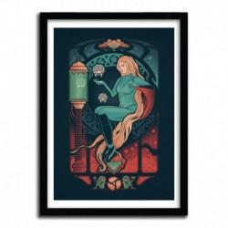 Affiche ARAN by VICTORSBEARD
