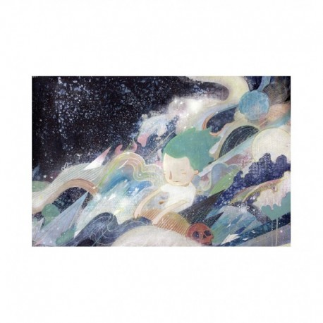 Yoskay Yamamoto :Carry Me Away Print