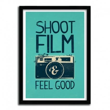 Affiche SHOOT FILM by VICTORSBEARD