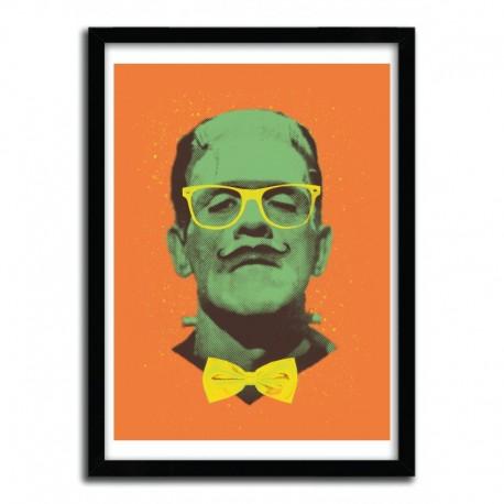 Affiche MR FRANK by VICTORSBEARD