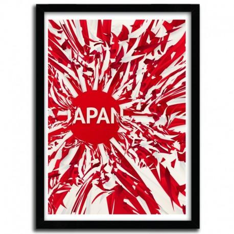 Affiche JAPAN by DANNY IVAN
