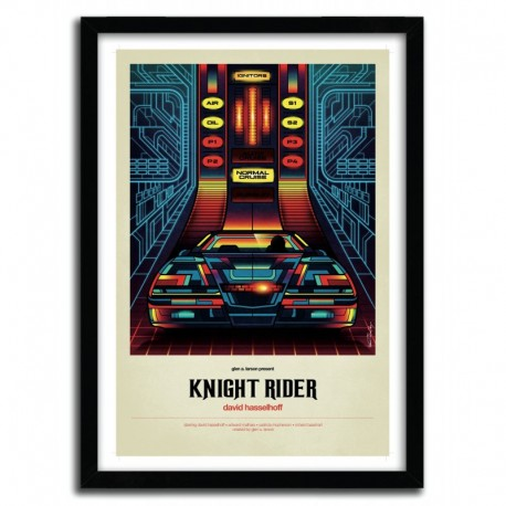 KNIGHT RIDER by VAN ORTON