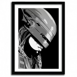 Affiche ROBOCOP 2 by CRANIODSGN