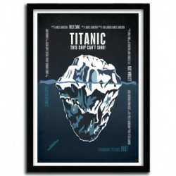 Affiche TITANIC by AYCAN YILMAZ