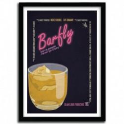 Affiche BARFLY by AYCAN YILMAZ